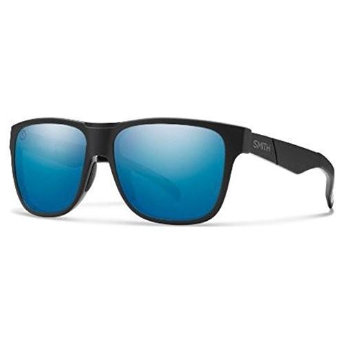 スミスSmith Lowdown/N DL5 Matte 黒 Lowdown/N Square Sunglasses Lens Category 3 Len