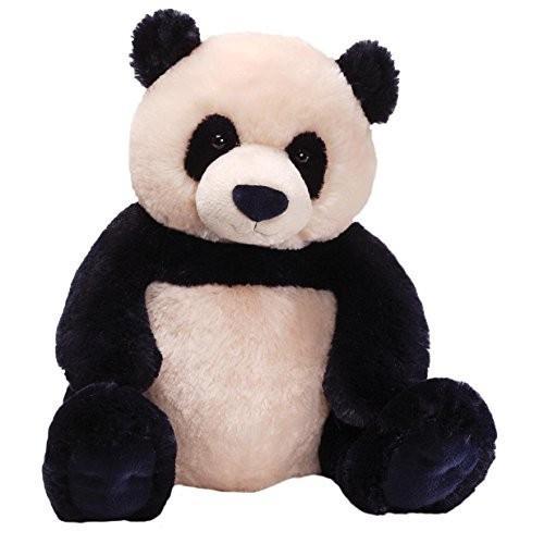 ガンドGUND Zi-Bo Panda Teddy Bear Stuffed Animal Plush, 17