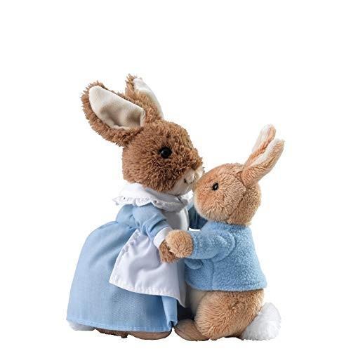 ガンドGUND Peter Rabbit 6053547 Soft Toy, Multicolou赤