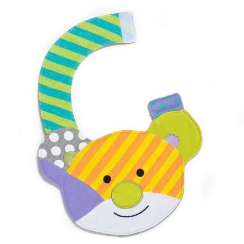 ガンドGund Baby Britto Bebe From Enesco Bib, Happy The Bear, 10.375
