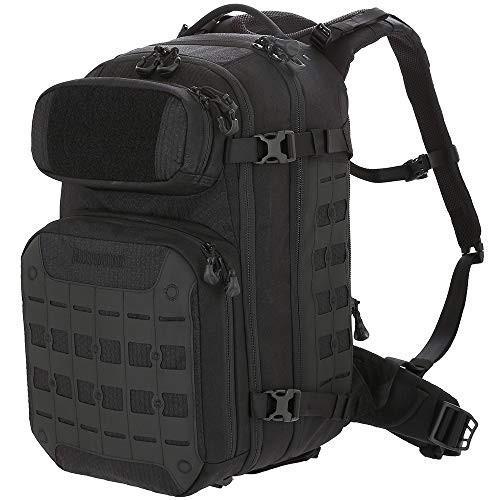 ミリタリーバックパックMaxpedition Gear RBDBLK Riftblade Tactical & Duty Equipment, Black