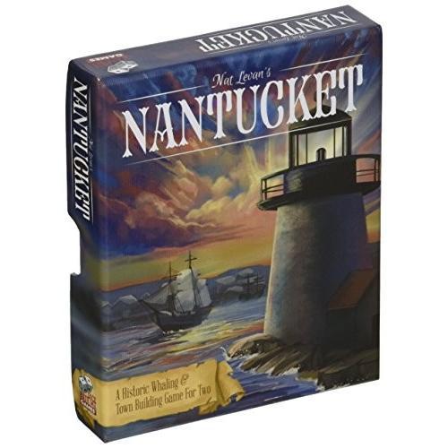 ボードゲームGreater Than Games Nantucket Board Game