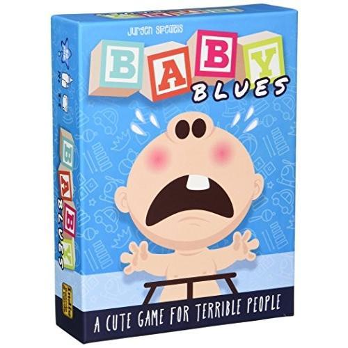 ボードゲームIndie Boards and Cards Baby 青s Game