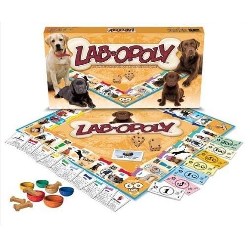 ボードゲームLab-opoly