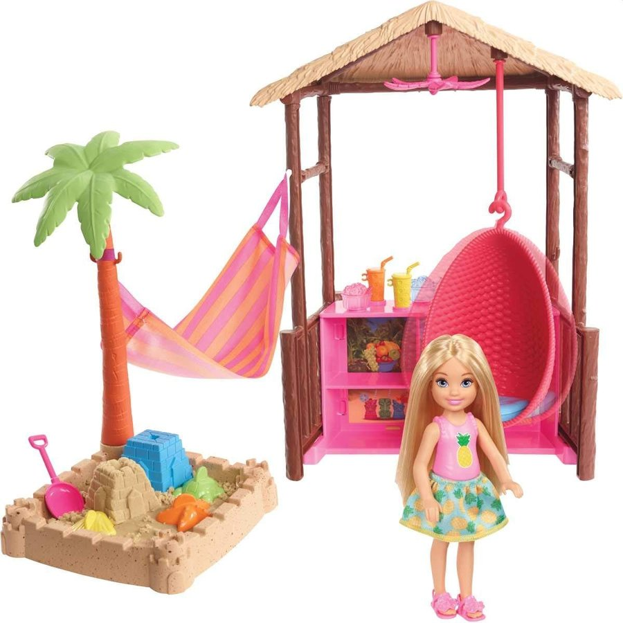 バービーBarbie Dreamhouse Adventures Tiki Hut