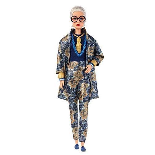 バービーBarbie Styled by Iris Apfel Doll #2