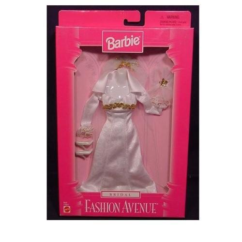 バービー1997 Barbie Fashion Avenue Bridal Gown