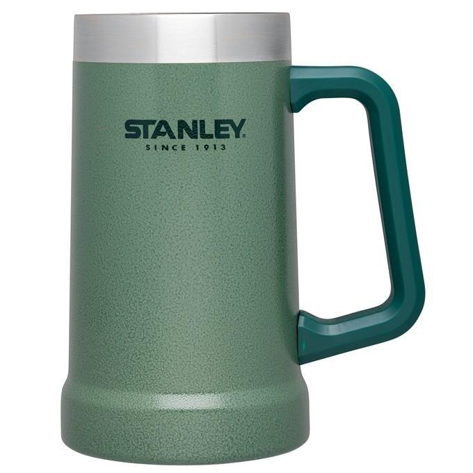 スタンレー 02874-021 真空ジョッキ 0.7L グリーン 日本正規品 STANLEY 旧ロゴ 水筒 plantz