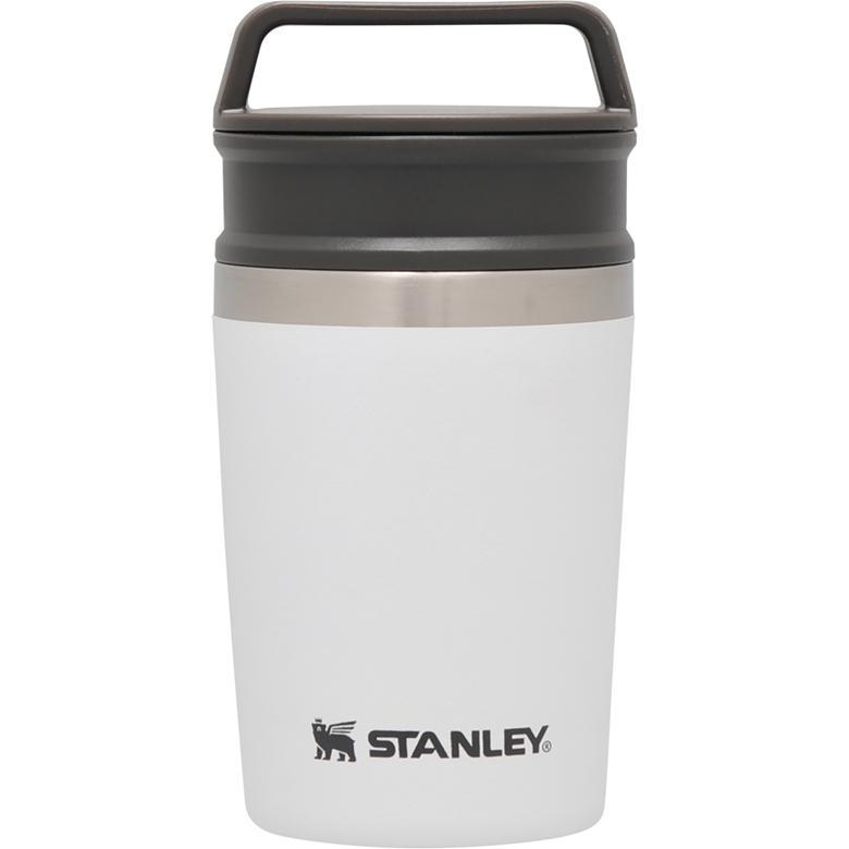 スタンレー 真空マグ 0.23L 【シルバー/マットブラック/ホワイト】 日本正規品 STANLEY 旧ロゴ ギフト プレゼント マグカップ STANLEY|plantz|08