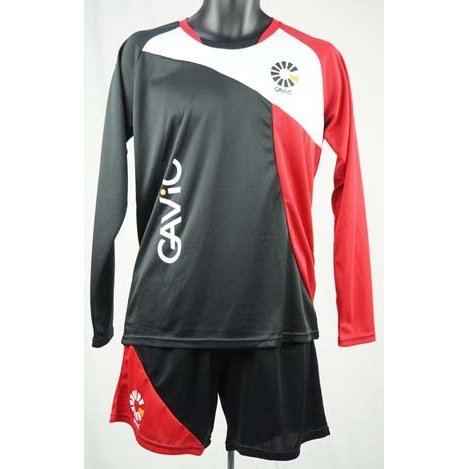 サッカー フットサル ガビック ゲームシャツ/パンツ GA8147/GA8217 プラクティスシャツパンツセット
