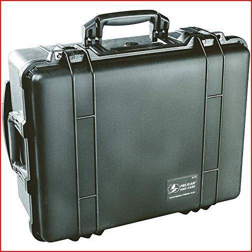 Pelican 1560 Case No Foam (Black)【並行輸入品】