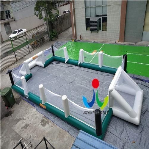 エアーサッカーコート 子供用 126m イベント会場 体育館 商業施設 公園 新品