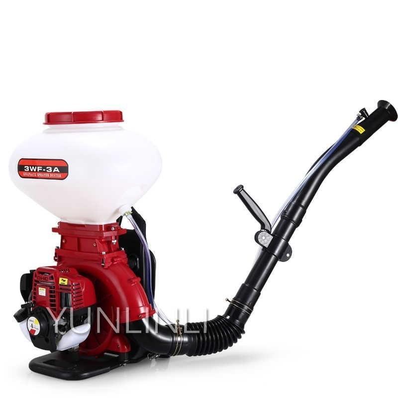背負い式動噴機 ミスト 肥料散布 農薬散布 追肥 液肥 2サイクルエンジン 3WF-3A【領収発行可】