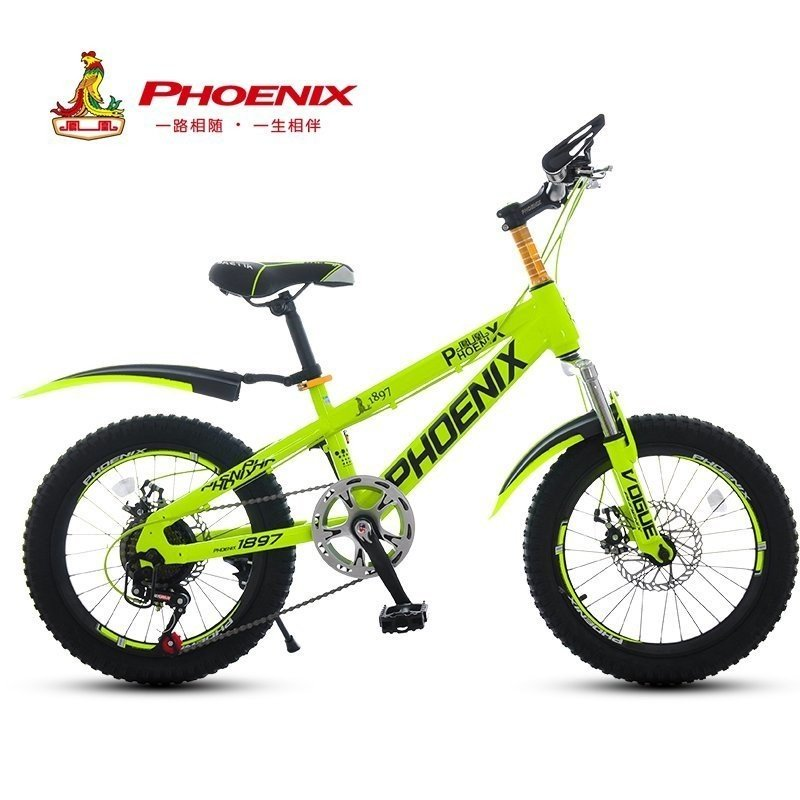 Phoenix 2019 Brand Bicycle 20 inch Boys and Girls Children's Students Kids Bicycles 7 spee