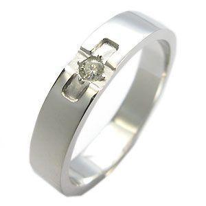 【はこぽす対応商品】 ダイヤモンド リング 10金 クロス 結婚指輪 安い, 大垣市 fe8aa64e