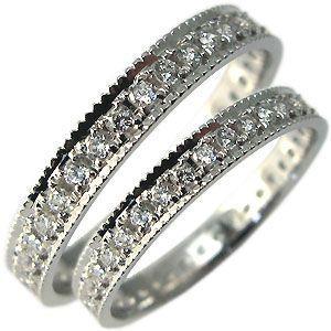 低価格 マリッジリング K18ゴールド 結婚指輪 エタニティー ダイヤモンド ペアリング, リポーズジョイ e7e0f3d9