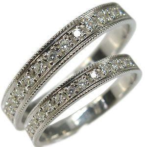 納得できる割引 ペアリング ハーフエタニティー マリッジリング ダイヤモンド 10金 結婚指輪, ガス器具ネット 06fccf34