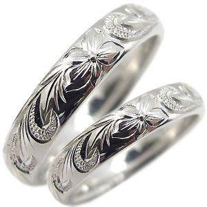 史上最も激安 ハワイアンジュエリー プラチナ リング ペアリング 指輪 ホワイトデー ポイント消化, サイタチョウ 89d5a950