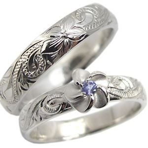 今季一番 タンザナイト リング 結婚指輪 結婚指輪 k18 k18 ハワイアンジュエリー マリッジリング, ブランドピースLUXURY:7e9c442f --- airmodconsu.dominiotemporario.com