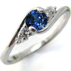 特価 プラチナ サファイア 指輪 一粒 リング ホワイトデー ポイント消化, 携帯販売のモバイルステーション 43ce4a33