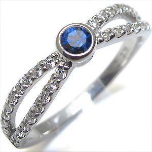 人気絶頂 9月誕生石 指輪 サファイア 一粒 プラチナ リング ホワイトデー ポイント消化, ハンドメイド雑貨Lacery de Rose 0a8c5eca