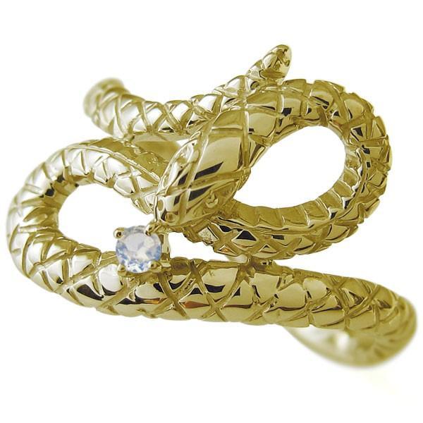 激安正規  ヘビ メンズリング メンズリング ヘビ 指輪 指輪 ロイヤルブルームーンストーン, まるそう:c5aea314 --- airmodconsu.dominiotemporario.com