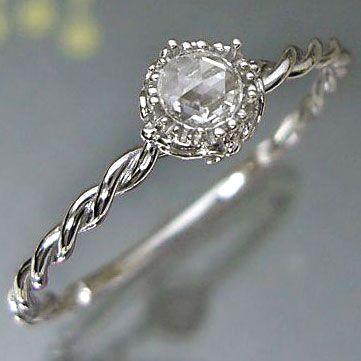 大きな割引 ピンキーリング 格安 ダイヤモンドリング K18WGシンプル K18WGシンプル 婚約指輪 婚約指輪 格安, スイングシューズ:75809d98 --- airmodconsu.dominiotemporario.com