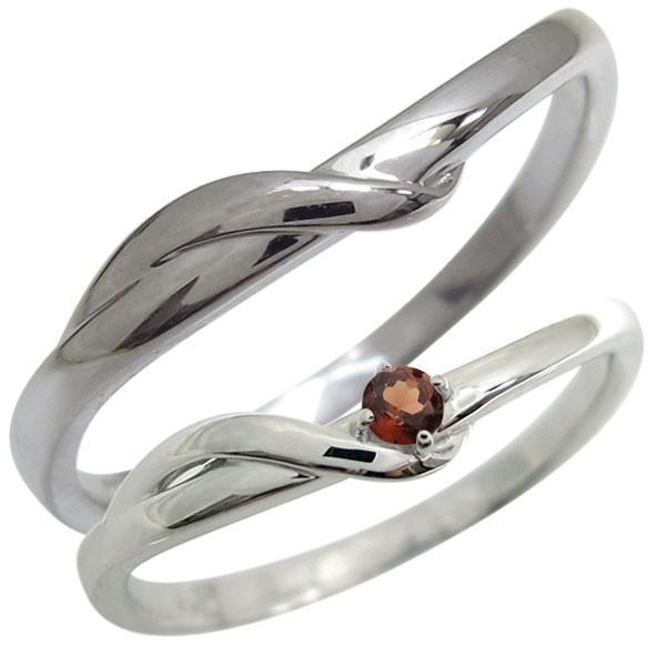 海外ブランド  結婚指輪 プラチナ 結婚指輪 ペアリング 2本セット ポイント消化 シンプル ガーネット マリッジリング ホワイトデー ガーネット ポイント消化, かみ処 MARUISHI:d2a21d6c --- airmodconsu.dominiotemporario.com