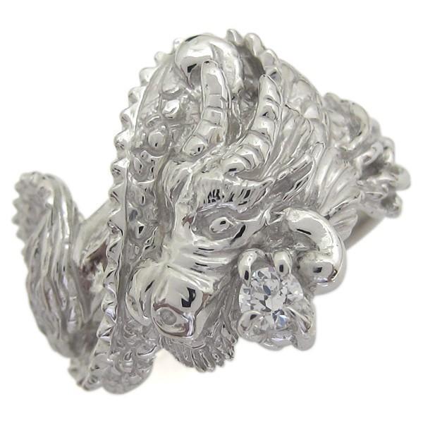 激安特価  プラチナ リング 龍 指輪 メンズ ドラゴンリング 誕生石 ホワイトデー ポイント消化, AKMミネラル館 5ac974d0