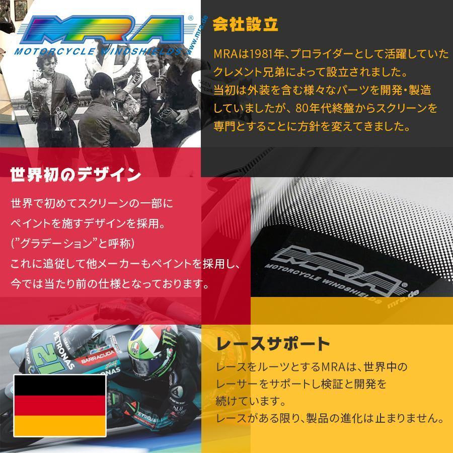 MRA (エムアールエー) X-Creen(エクスクリーン) スポーツ スモーク 汎用(ユニバーサル) XCAS-S|plotonlinestore|11