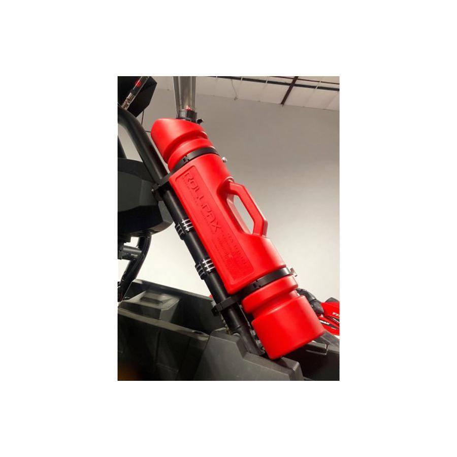 RotopaX(ロトパックス) ロールパックス 1.5ガロン レッド Φ44.5 1.75インチバー用|plotonlinestore