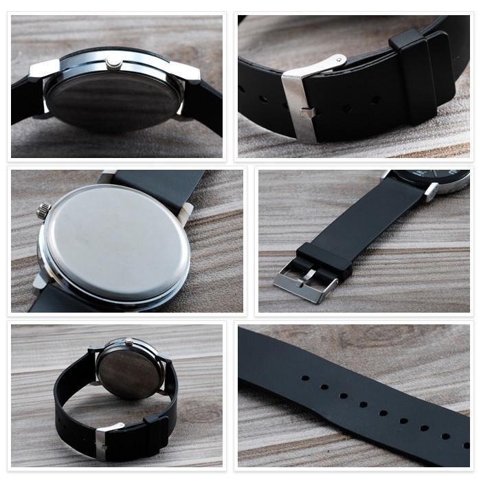 【ペア販売】シリコン ペア ウォッチ セット 時計 腕時計 男女兼用 メンズ レディース キッズ 腕時計 シンプル ユニセックス 腕時計|plus-a|03