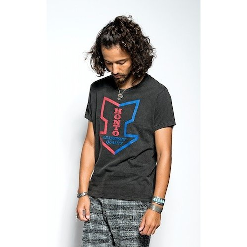 SEVESKIG(セヴシグ) T-SHIRT(HONTO) Tシャツ plus-c 04