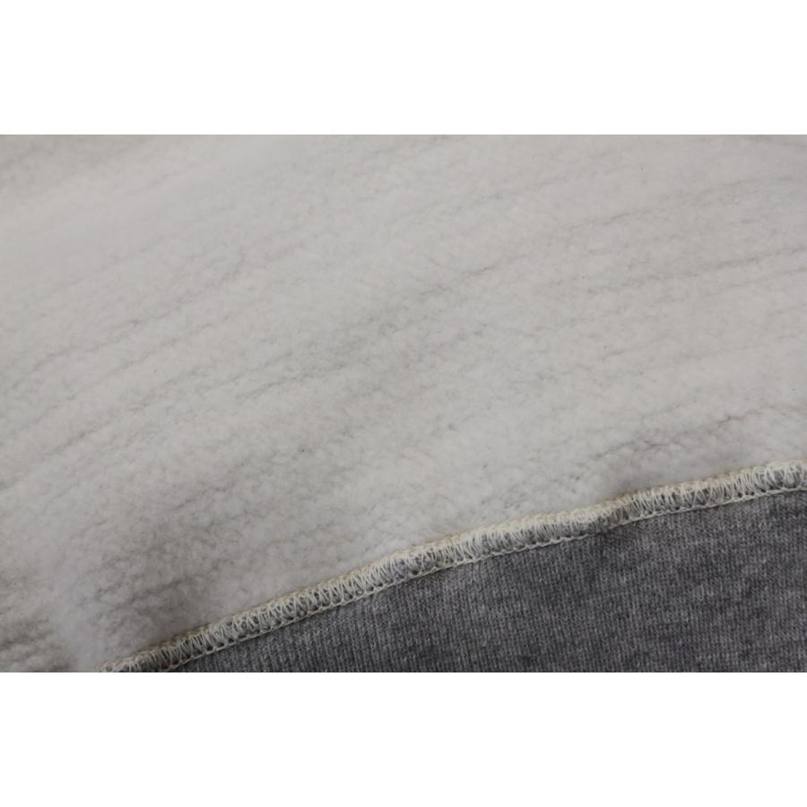 吊り編み裏起毛 フリーダムスリーブプルオーバーパーカー 今城メリヤス PATCHII|plus-c|05