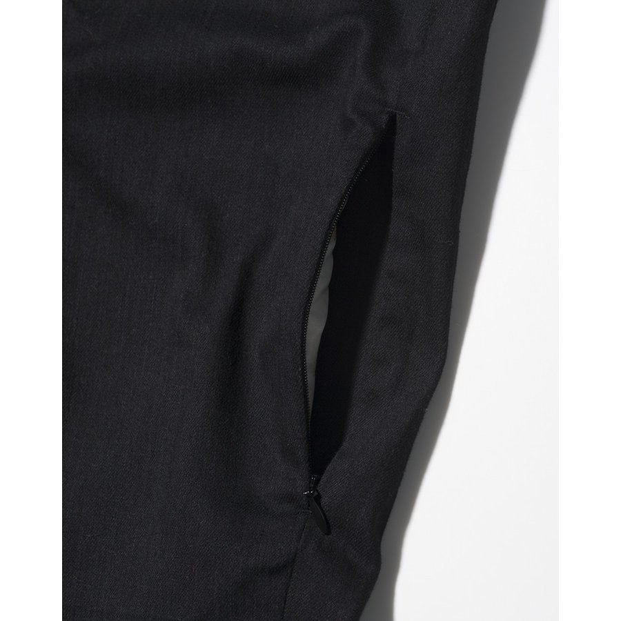 SEVESKIG(セヴシグ) EXTRA STRETCH SKINNY BLACK PANTS plus-c 03