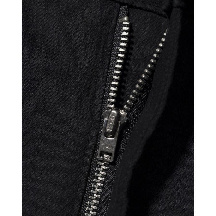 SEVESKIG(セヴシグ) EXTRA STRETCH SKINNY BLACK PANTS plus-c 05