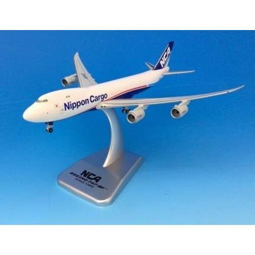 KB WINGS(KBウイングス) 1/500 ボーイング 747-8F NCA 日本貨物航空 JA11KZ