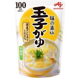 味の素 おかゆ 玉子がゆ 250g 1ケース(9個入) plus1spot