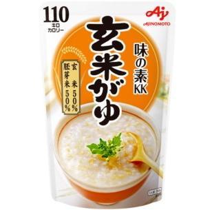 味の素 おかゆ 玄米がゆ 250g 1ケース(9個入)|plus1spot
