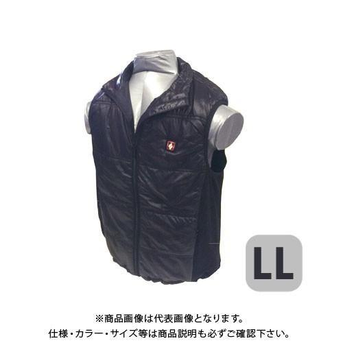 【メーカー在庫限り】プロモート PROMOTE 速暖 コードレス充電式ヒーター付き ヒートベストII 男女兼用 LL A-PHBII