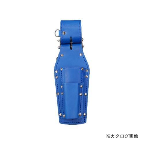 ニックス KNICKS KBL-301PDX チェーン式ペンチ・ドライバーホルダー ブルー ブルー ブルー 23f