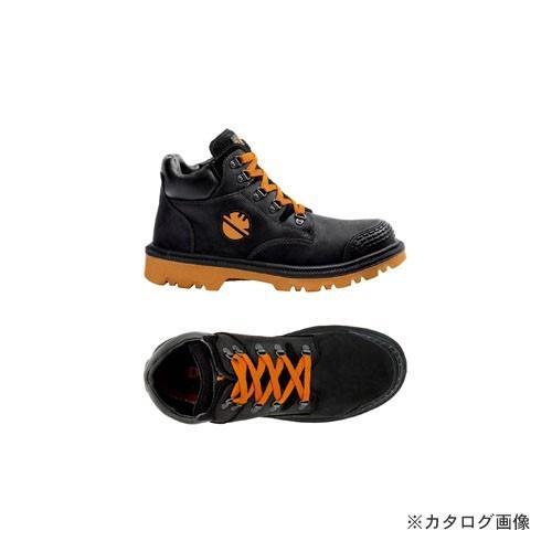 ダイケ DIKE 21021-300-38 作業靴ディガーブラック25.5cm