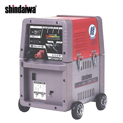 運賃見積り 直送品 新ダイワ工業 バッテリーウェルダー SBW130D-MF