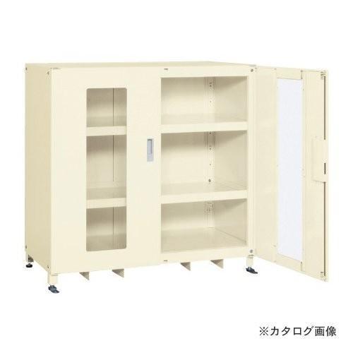 直送品 サカエ SAKAE スーパージャンボ保管庫 SKS-126712AI