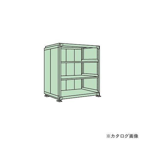 運賃見積り 直送品 サカエ SAKAE ラークラックパネル付 PRL-1724