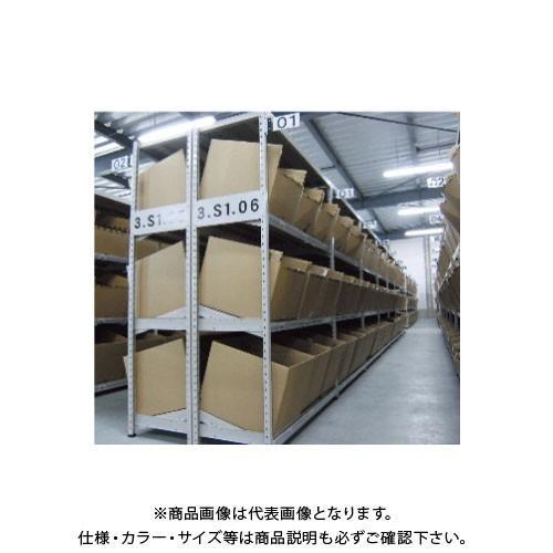 【運賃見積り】【直送品】サカエ SAKAE SAKAE 傾斜棚 連結タイプ H1800×W900 グリーン MSKT1809S04R