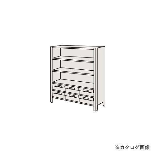 運賃見積り 運賃見積り 直送品 サカエ SAKAE 物品棚LEK型樹脂ボックス LEK8126-6T