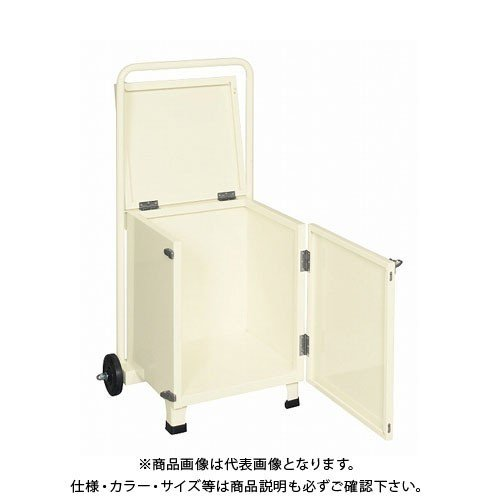 直送品 サカエ 一斗缶・ポリタンク収納キャリー ITPT-CI
