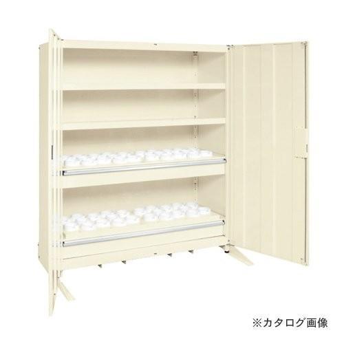 直送品 サカエ SAKAE ツーリング保管庫 TLG-150A2BF