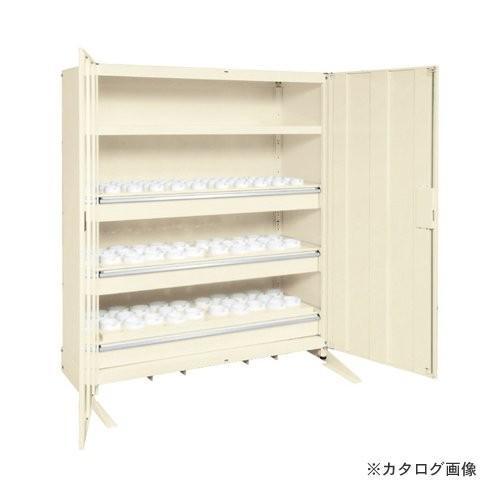 直送品 サカエ SAKAE ツーリング保管庫 TLG-150A3ABC